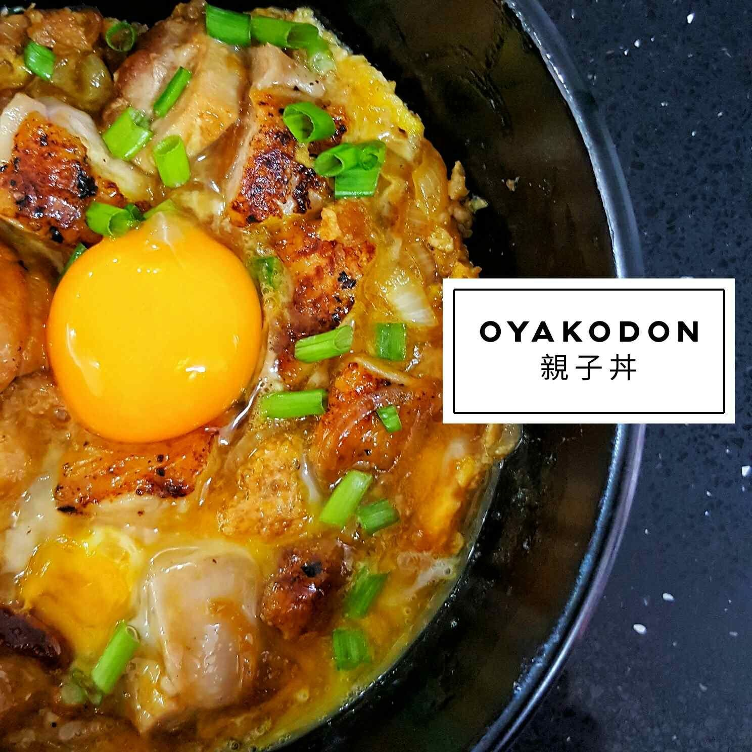 Oyakodon ~ The Authentic Japanese Way