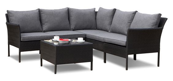 Gavle Sectional from The Brick