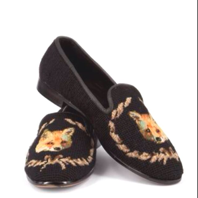 Kate Sylvester's Fox Loafers! In store now.