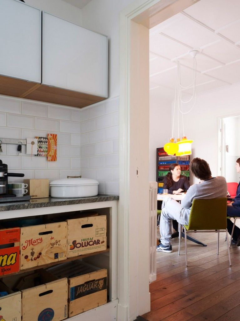 Inspiración para organizar tu casa deco / home decor / interiors