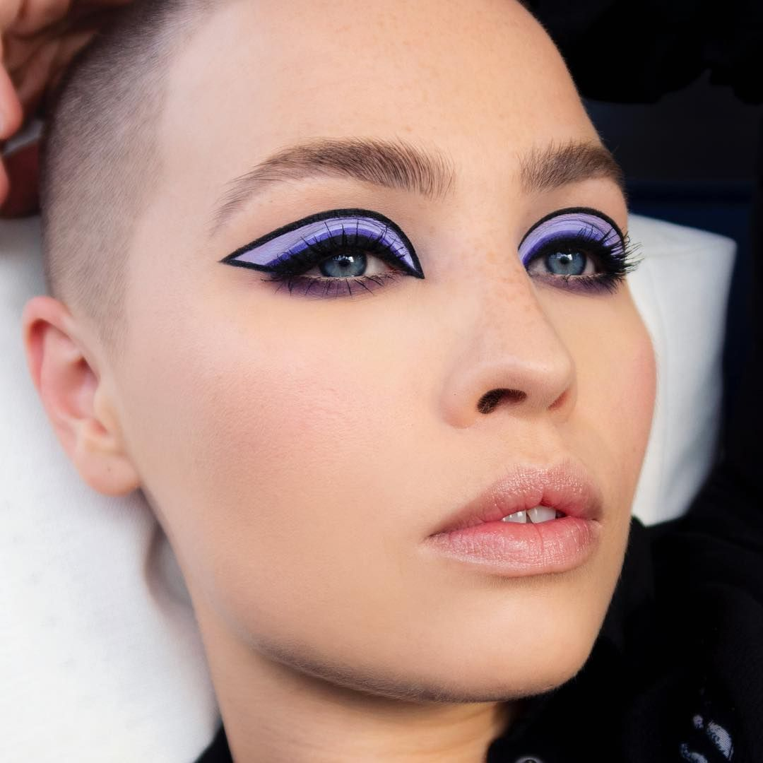 21 Abstract Makeup Looks That Are Totally Selfie-Worthy | I AM & CO®
