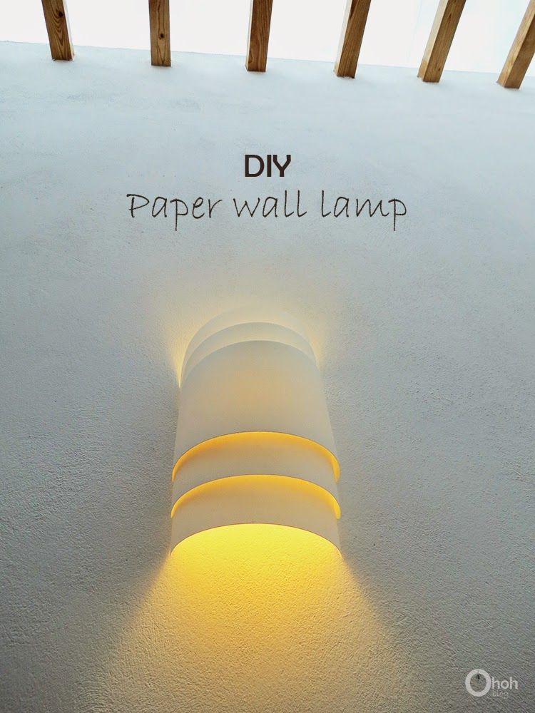DIY Wall Shade So Easy And Cheap Just Think If The Possibilities Of You Dont Want To Leave It White Dye Paper Make Sure Use Something That Will