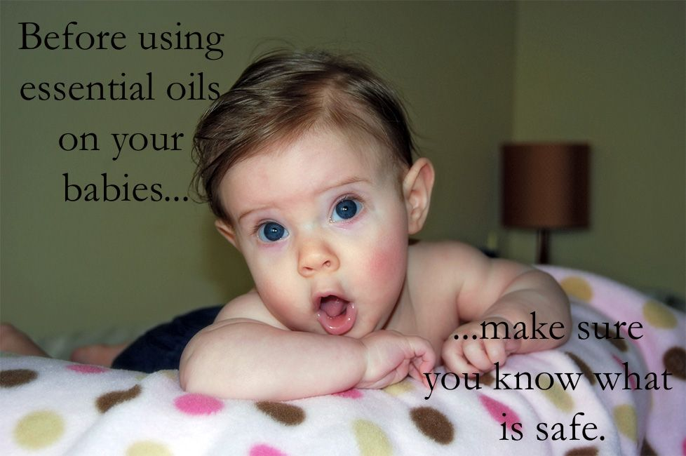 SAFE USE FACT SHEET Babies and essential oils | Essential Oil ...