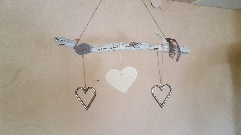 Fensterdeko Zum Hangen Herzen Dekoration Mit Herzen Geschenk