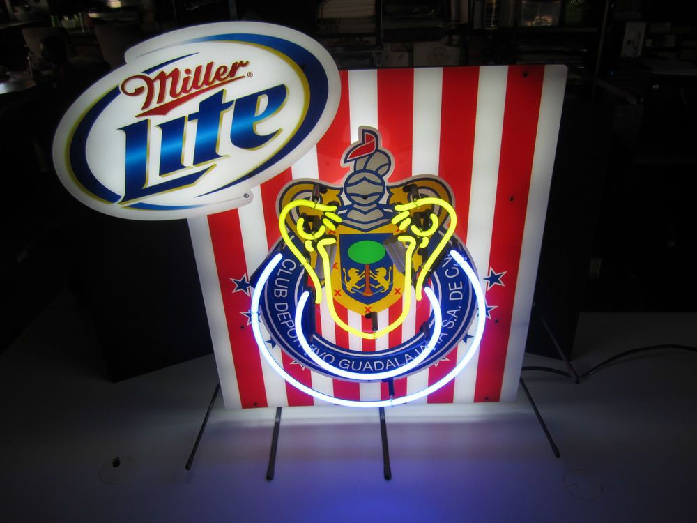 Man Cave Neon Light Signs : Sweet home real glass neon sign for bedroom garage bar man cave