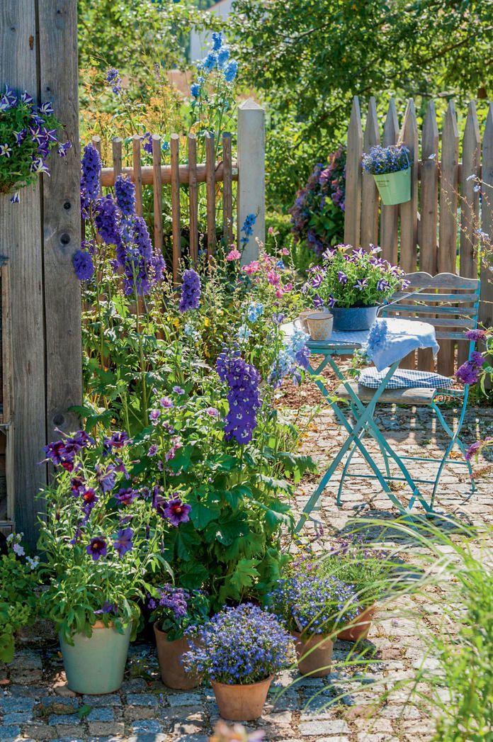 nat rliche bl tenpracht sommerblumen f r den landhausgarten garten pinterest garten. Black Bedroom Furniture Sets. Home Design Ideas