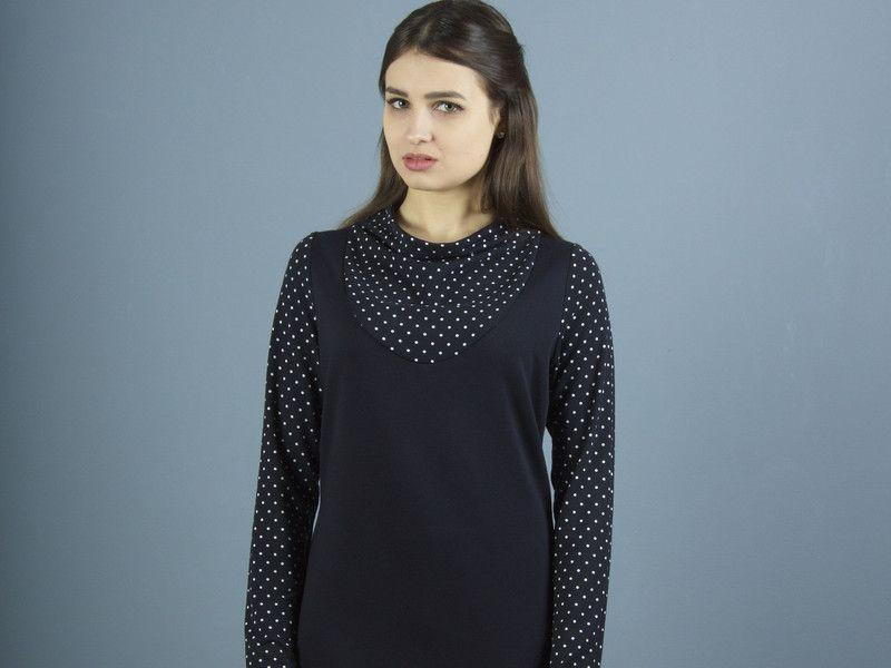 Stretchkleider - NARA Sweat Dress, Jumperrock Optik Kleid - ein Designerstück von Berlinerfashion bei DaWanda