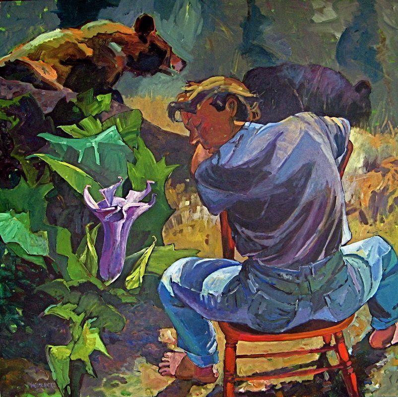 Sept 18,2015-Nov 7, 2015, Double Visions: JOHN LOUDER and ANNIE HELMERICKS-LOUDER , Albrecht Kemper Museum of Art, St. Joesph, MO,...