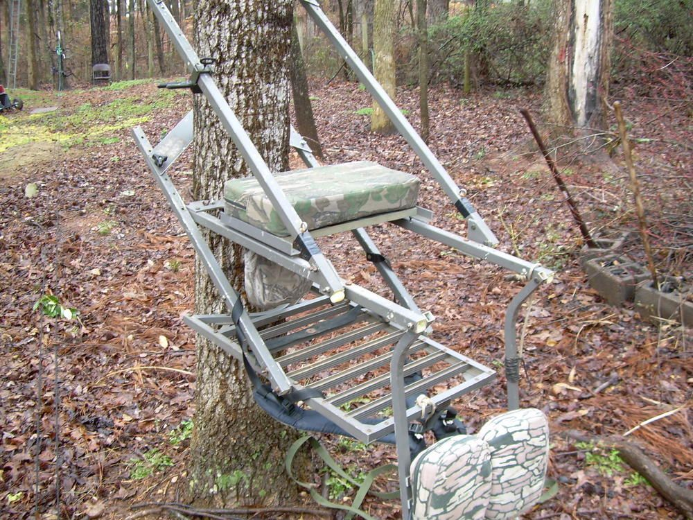 Warren Sweat Cottonwood Stand Georgia Outdoor News Forum Cottonwood Deer Stand Deer Hunting