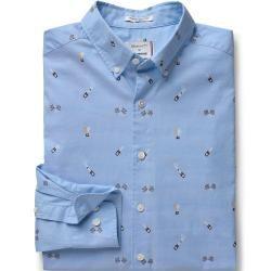 Reduzierte Regular Fit Hemden für Herren #lefashion