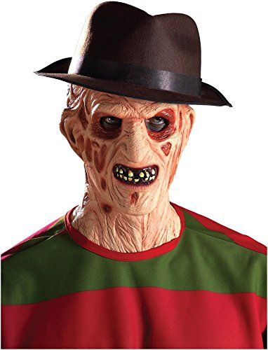 Freddy Krueger Adult Hat @ niftywarehouse #NiftyWarehouse #Geek
