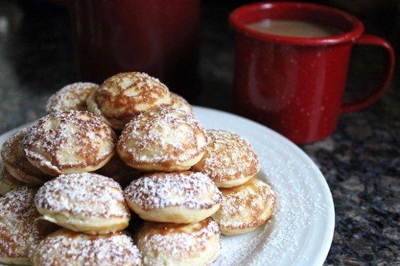 Photo of Poffertjes (Dutch Pancakes)