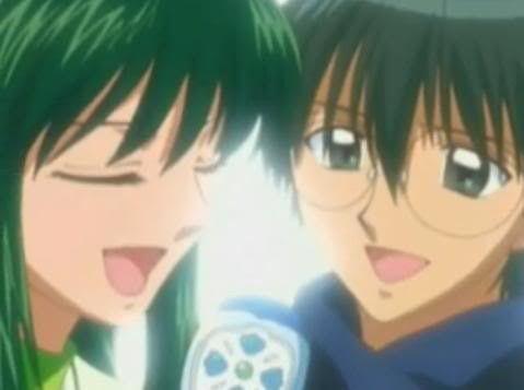 Rina X Masahiro Anime Mermaid Melody Last Episode Of The Second