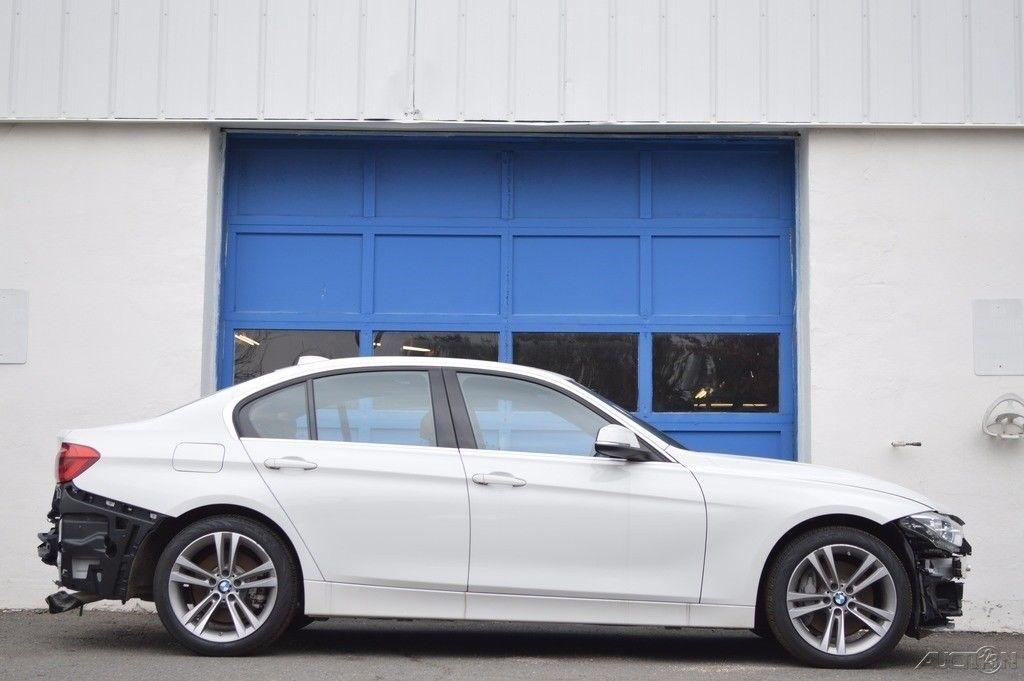 low miles 2016 BMW 3 Series 340i xDrive repairable 2016