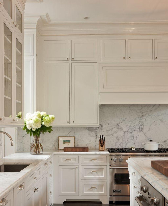 48 stylish white kitchen cabinets decor ideas  off white