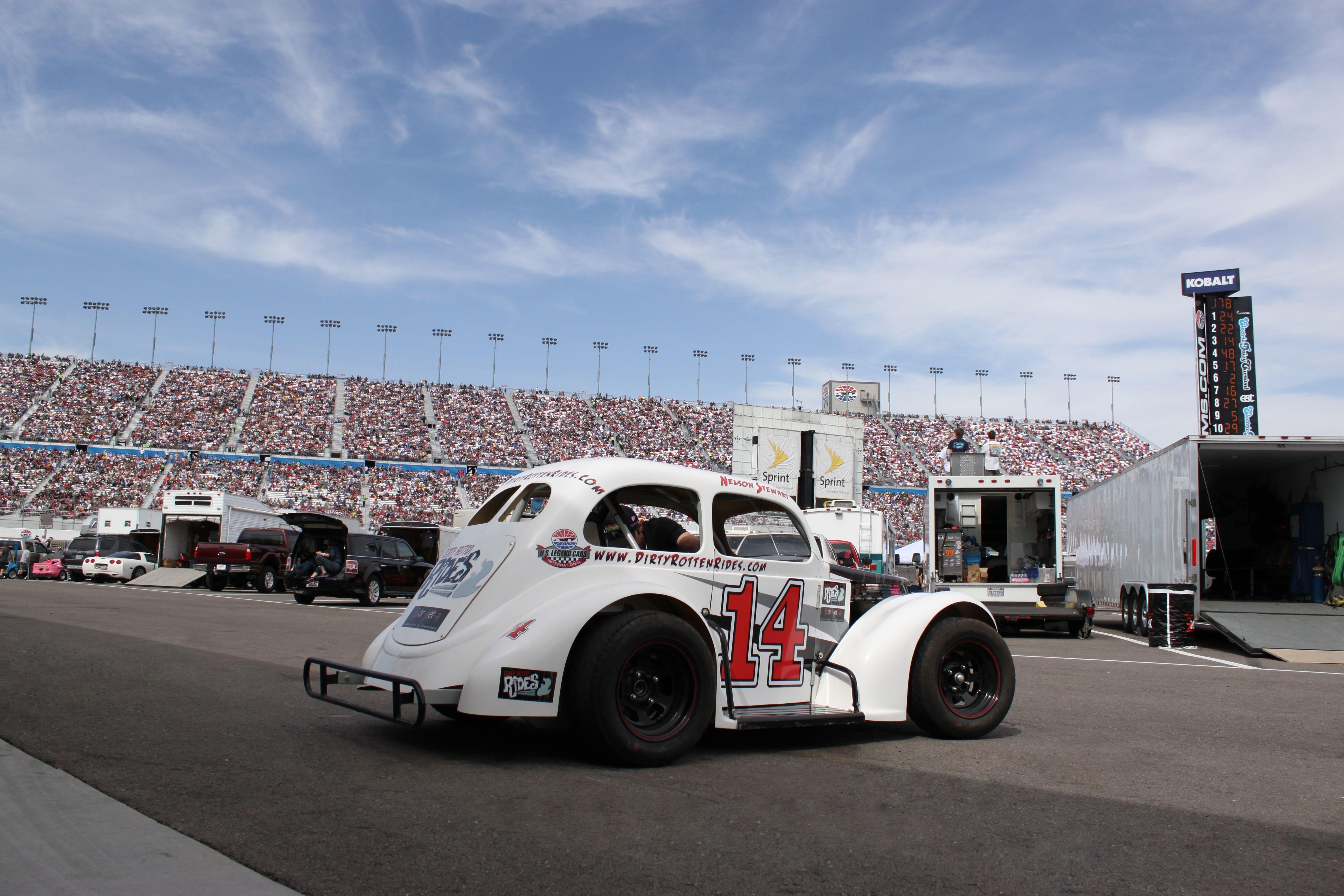 Legends Car Cars Series Racing Race Cars