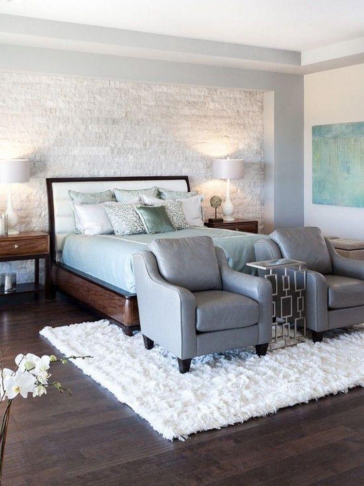 Top 8 Modern Chairs That Will Light Up Your Bedroom Bedroom Wood Floor Feature Wall Bedroom Contemporary Bedroom