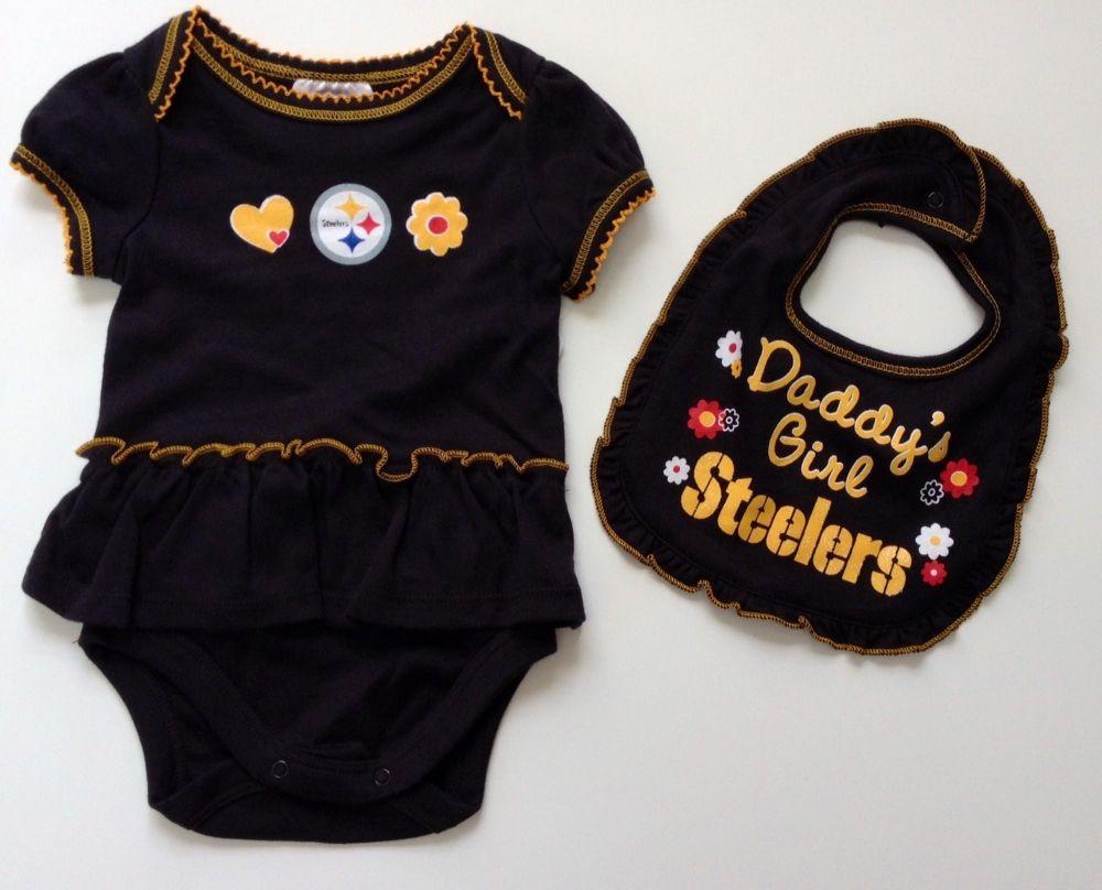061f5ee5815ca Pin by Mommy Gear on Steelers Baby Fans   Nfl steelers, Onesies ...