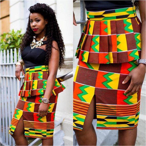 Afrikanischer Bleistiftrock Schößchenrock Afrikanischer Druck von Laviye#BeautyBlog #MakeupOfTheDay #MakeupByMe #MakeupLife #MakeupTutorial #InstaMakeup #MakeupLover #Cosmetics #BeautyBasics #MakeupJunkie #InstaBeauty #ILoveMakeup #WakeUpAndMakeup #MakeupGuru #BeautyProducts #afrikanischerdruck