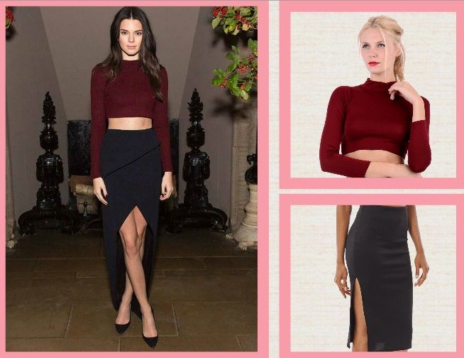 Get @KendallJenner's fab style right here! blackjune.co.uk  #fashion #style #kendalljenner #look #outfit #cute #sexy