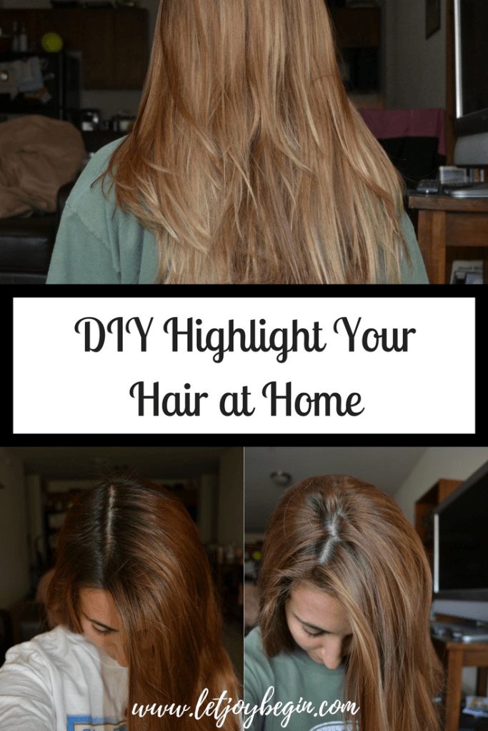 How i save 100 on hair highlights highlighted hair highlighting your hair professionally can get so expensive learn to do them yourself at home pmusecretfo Gallery