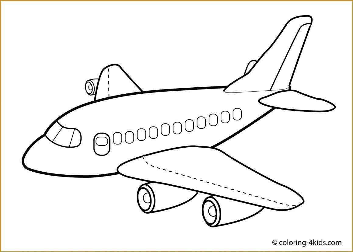 10 Airplane Drawing Template Airplane Coloring Pages Airplane Drawing Plane Drawing