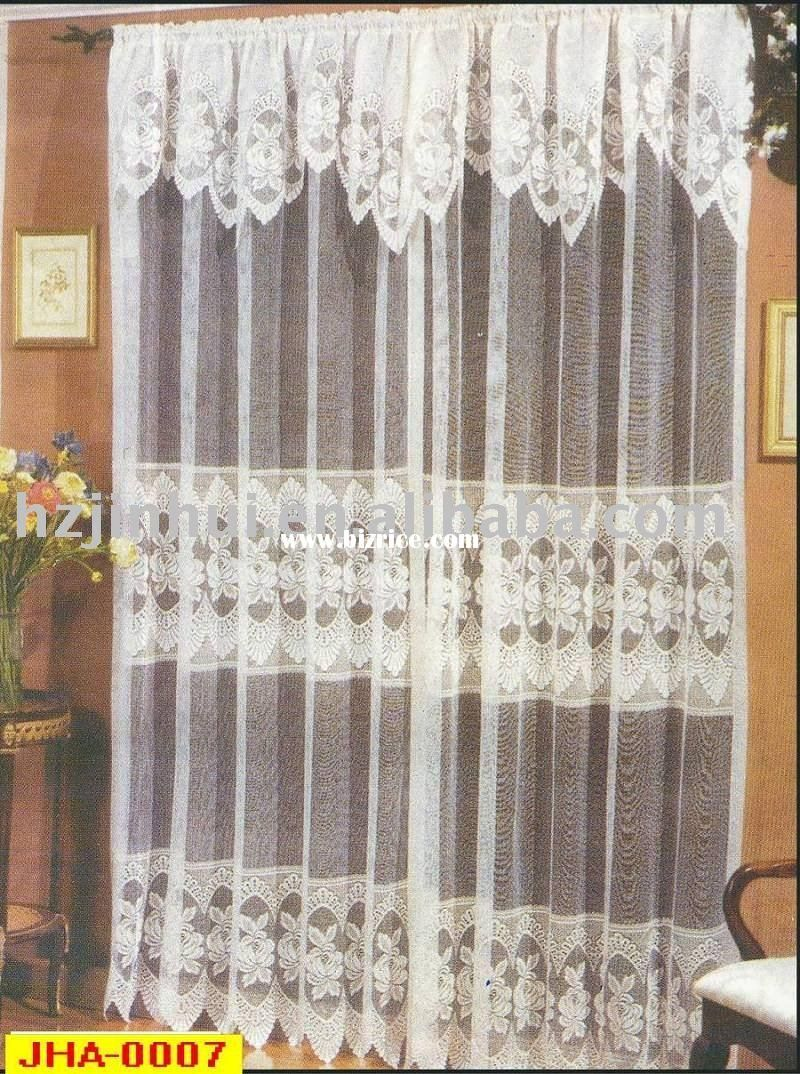 Curtains ideas : crochet lace curtains crochet lace along with ...
