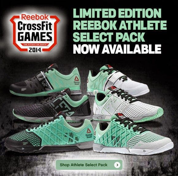 2014 Athlete Select Pack Now Available #crossfit