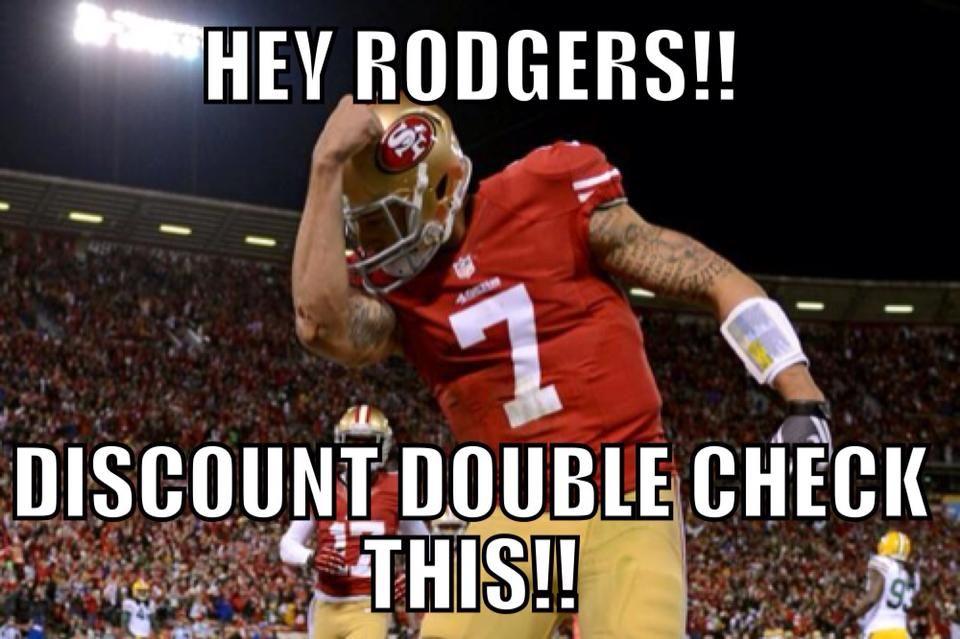 packers 49ers meme - photo #3