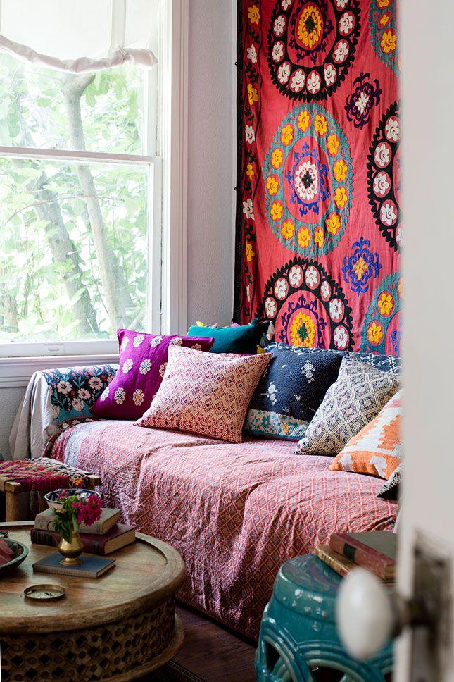 Más de 1000 ideas sobre dormitorios estilo bohemio en pinterest ...