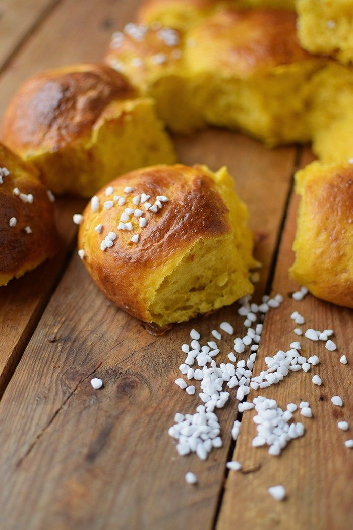 Photo of Pumpkin rolls: Fluffy and delicious in autumn ⋆ Crunchy room