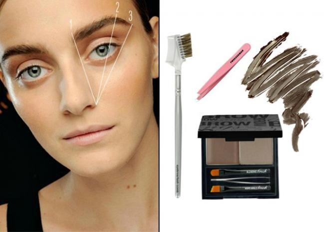 eyebrow shadow. 5 easy steps to properly shape and shadow your eyebrows eyebrow ,