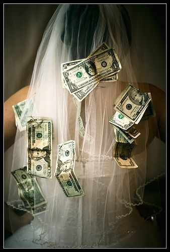 Dollar Dance To With The Bride Or Groom Pin On Them And Goes Use Their Honeymoon