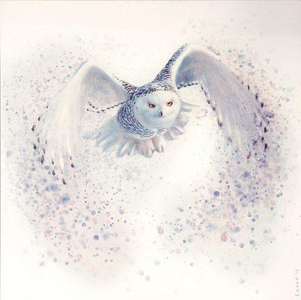 (с) Ewoud De Groot | Дизайн татуировки совы, Татуировка ...