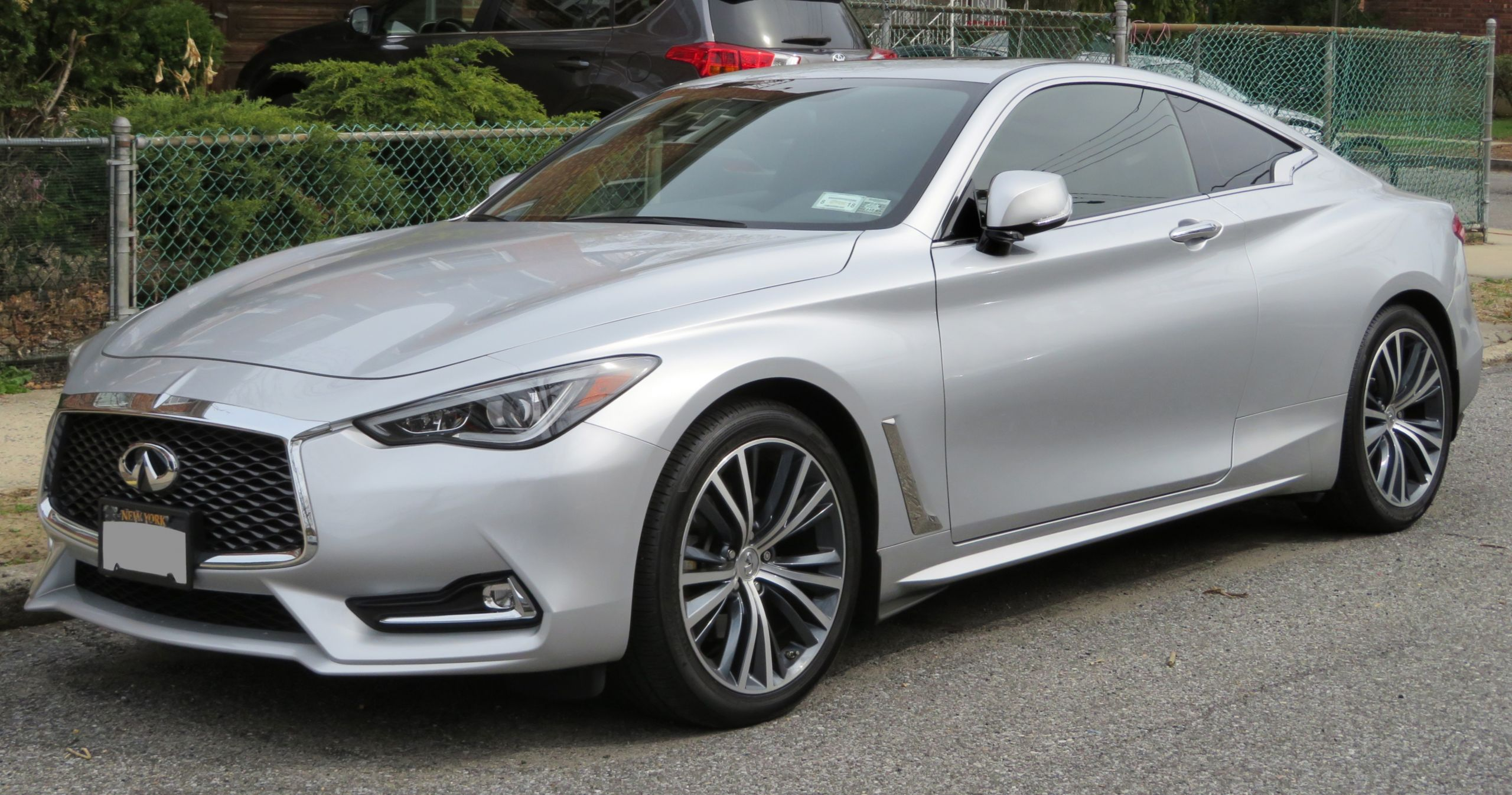 2021 Infiniti Q60 Coupe Convertible Concept and Review