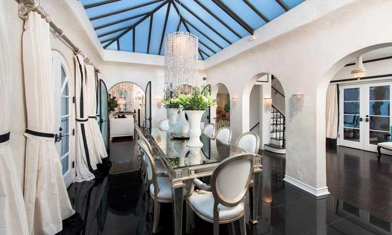 Si La Casa De Paris Hilton Es Como Pensabas Brillante Y Excesiva
