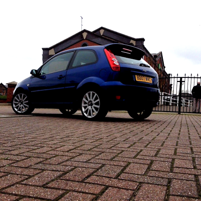Looking for a ford fiesta st150? This one is on eBay. | Fast Fords