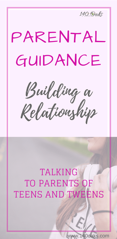 Speaking, try parents in parent teen relationships topic, very