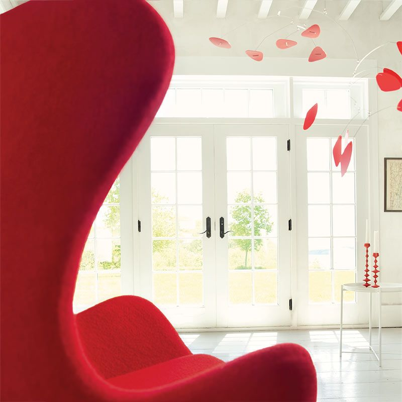 2018 Color Trends   Caliente AF 290   Benjamin Moore. Tulip Chair2018 ...