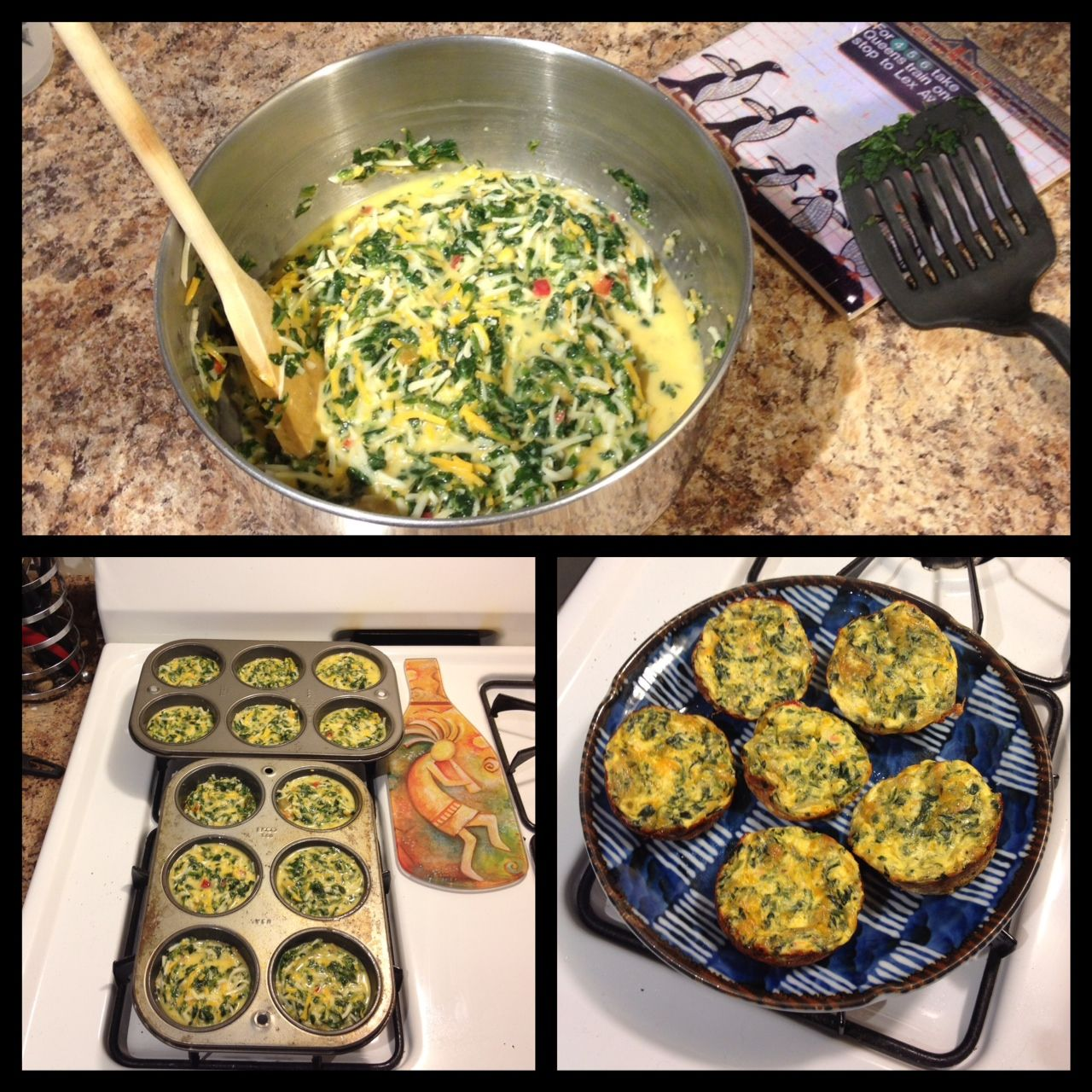 My Homemade Healthy Quiche Cups 1 Package Of Frozen