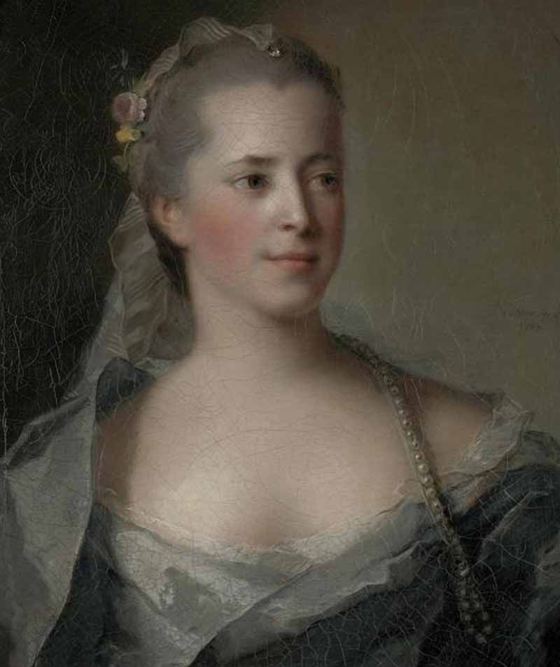 Portrait of Princess Ekaterina Dmitrievna Golitsyna