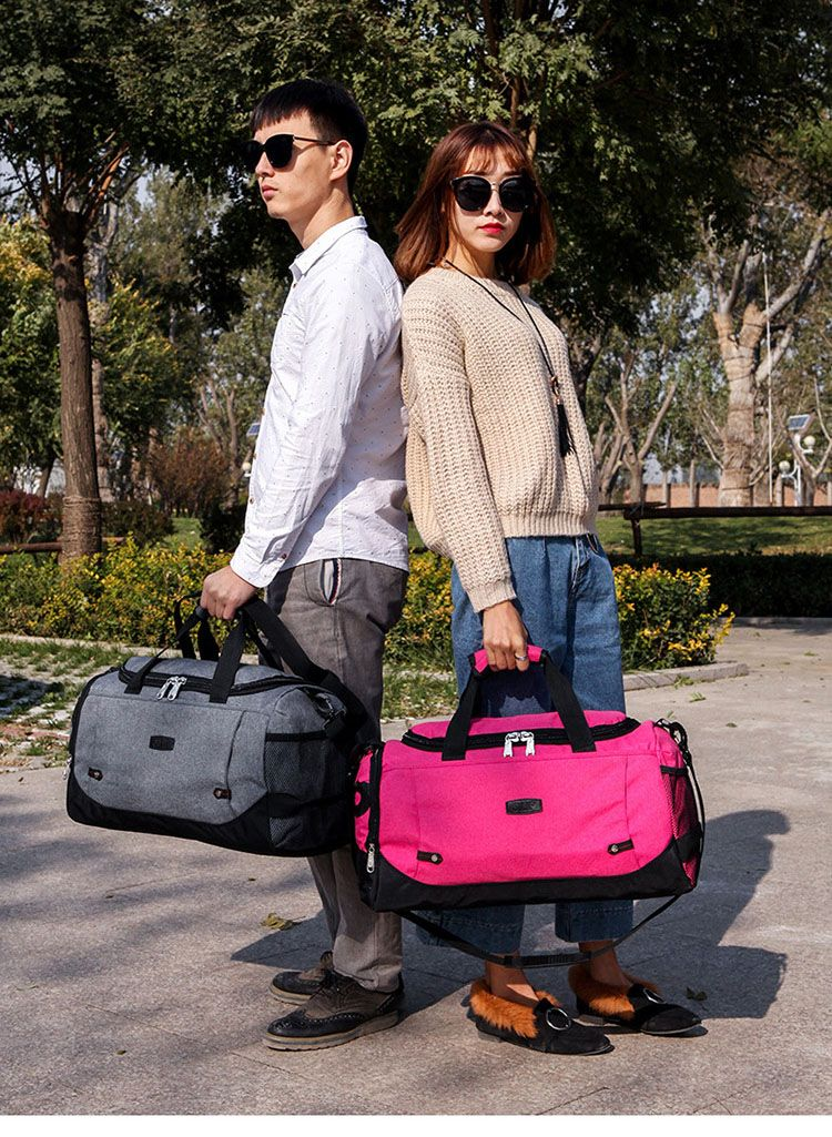 Muzhskaya Sportivnaya Sumka Puteshestvie Na Otkrytom Vozduhe Plecho Sumki Tote Sumki Sportivnye Su Travel Clothes Women Duffle Bag Travel Multifunctional Travel Bag