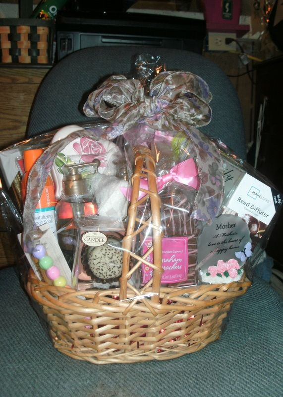 s day gift basket great gift party ideas