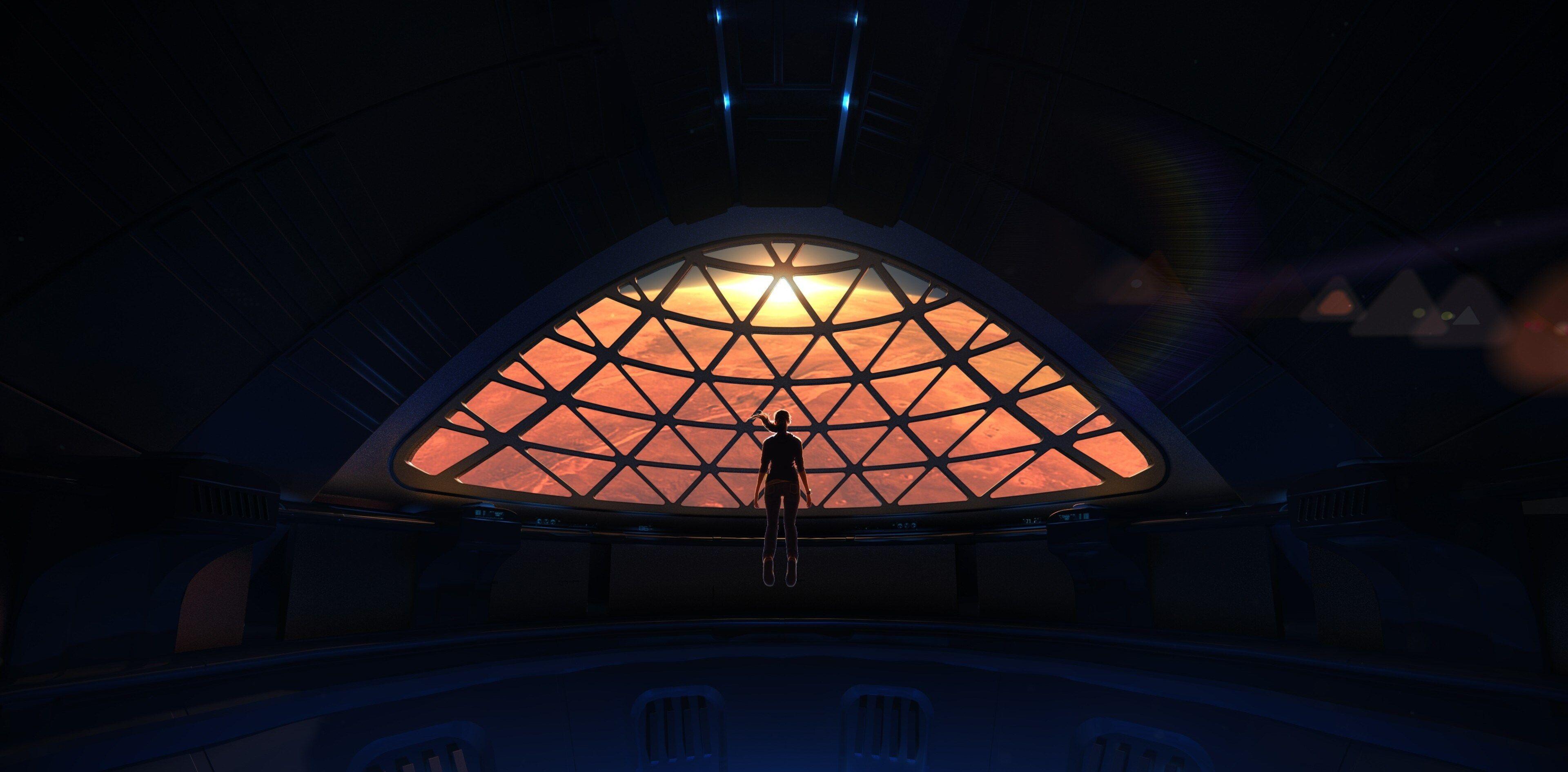 3840x1890 Mars 4k Wallpaper Windows Spacex Hd Wallpaper Mission To Mars