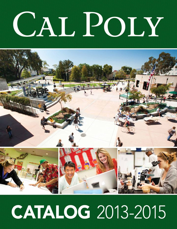 Majors & Colleges - Cal Poly, San Luis Obispo | Influence Map ... on
