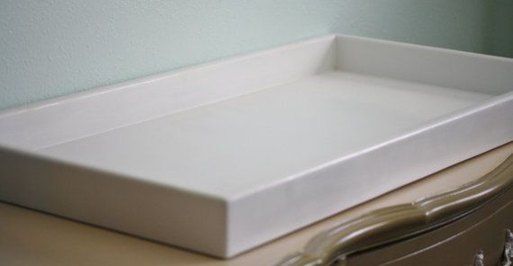 Changing Pad Tray Changing Pad Holder Dresser By