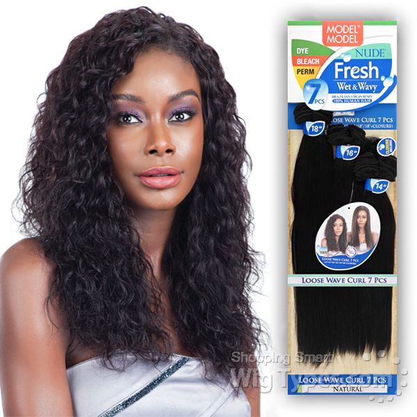 Model model nude fresh wet wavy 100 unprocessed brazilian model model nude fresh wet wavy 100 unprocessed brazilian virgin remy hair weave pmusecretfo Gallery