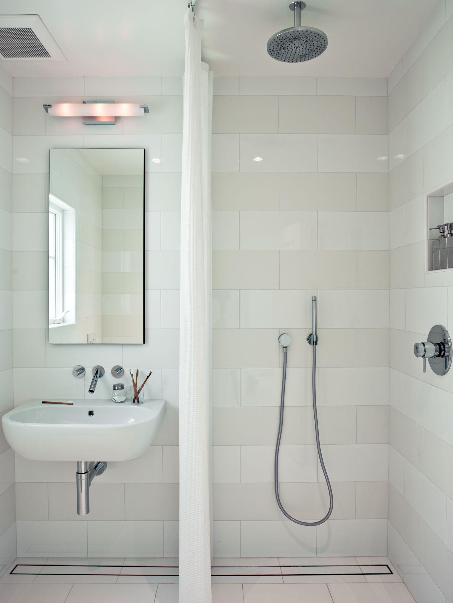10 Stylish Bathroom Lighting Ideas   Bathrooms   Pinterest   White ...