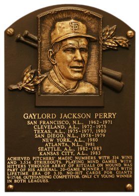 Photo of Gaylord Perry
