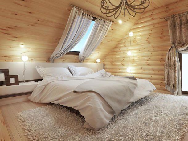 Photo of 16 praktische Wohnideen für Ihr schräges Dach